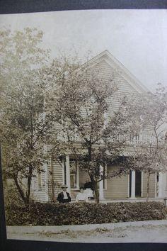 Murphy family home on Abe Street, #Joliet Illinois.