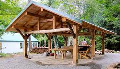 Pavillion Garden Structures