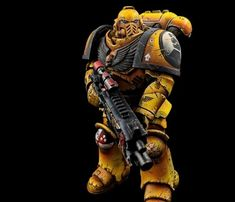 Guardia Imperial 40k, Imperial Fist, Warhammer 30k, Warhammer 40k Miniatures, The Grim, Space Marine, Nice Tops, Action Figures, Marines