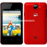 Micromax Bolt A58 – Specs Review