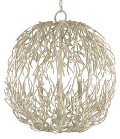Eventide Sphere Chandelier | Currey & Company