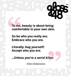 unless you're a serial killer.