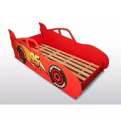 Lightning Mcqueen Bed, Car Bed, Wood Creations, Murphy Bed, Kid Beds, Bed Frame, Kids Bedroom, Ideas Para, Projects To Try