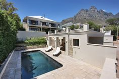 Villa Sedgemoor - This designer villa is an entertainer's paradise located in a private setting.  Villa Sedgemoor is set in one of the most exclusive areas of Camps Bay and offers five bedrooms, five bathrooms and stunning ... #weekendgetaways #campsbay #southafrica
