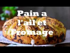 Pain à l'ail, recette maison | Le Blog cuisine de Samar