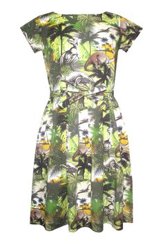 22ba1d2e27 run and fly dinosaur dress Womens Clothing Stores