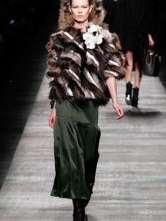 Fendi orchidée #fleurs #fashion
