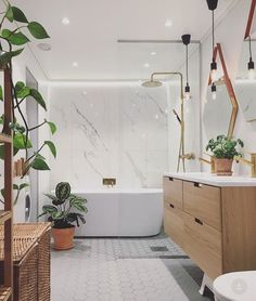 Upstairs Bathrooms, Dream Bathrooms, Beautiful Bathrooms, Interior Exterior, Home Interior, Bathroom Renos, Small Bathroom, Home Remodeling Diy, Bathroom Inspiration