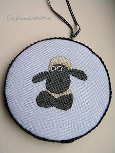 Натальины рукоделия: Ах, ты, бедная овечка!..