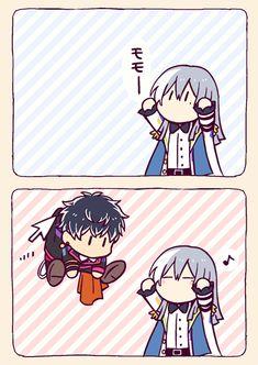 Anime Music, Cute Anime Wallpaper, Bts Chibi, Handsome Boys, My Children, Manga Anime, Otaku, Funny Pictures, Idol