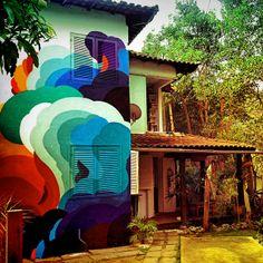 Mateu Velasco - tatuhouse Gorgeous on a back yard or inside.