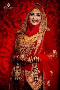 15 ideas fashion style women hijab beauty for 2019 Tesettür Eşarp Modelleri 2020 Muslimah Wedding Dress, Hijab Style Dress, Pakistani Wedding Dresses, Pakistani Bridal Wear, Bridal Dresses, Hijab Bride, Hijabi Wedding, Bollywood Wedding, Girl Hijab