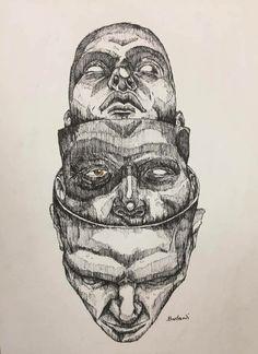- A Level Art Sketchbook - A Level Art Sketchbook, Arte Sketchbook, Art Sketches, Art Drawings, Arte Punk, Psy Art, Art Hoe, Pretty Art, Art Inspo