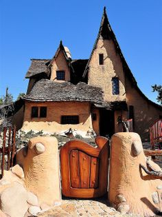 Witch's House by Hollywood History Tours, via Flickr