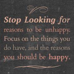 Zoek naar redenen om vrolijk te zijn  http://www.info-zin.nl   http://www.facebook.com/info.zin