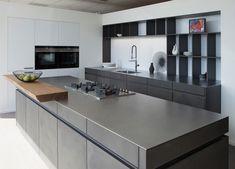 Roestvrij Stalen Keuken : Best keukens roestvrij staal images houses