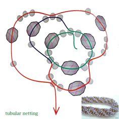 WZORY BEADING - beadwork i decoupage apandany