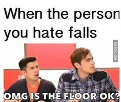 The Person You Hate...