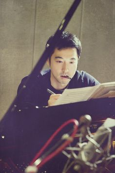 Yiruma 이루마 - one of my fav composers, esp. since alot of his sheet music is free!