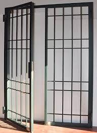 Balcony steel grill design for home 3 kaura pinterest grill design balconies and - Cancelli per porte finestre ...