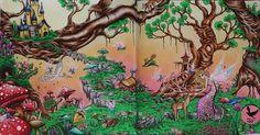 Kerby Rosanes: Mythomorphia ✏️Marco Renoir (Background: Faber Castell soft pasztel)  #kerby #kerbyrosanes #mythomorphia #coloring #colouring #coloringbook #coloring4adults #adultcoloring #adultcoloringbook #color #colorpencil #marco #marcorenoir #fabercastell #softpastel #poscapens