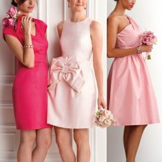 Wedding Colors: Shades of Pink - Martha Stewart Weddings Inspiration