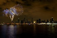 4th of july in chicago il