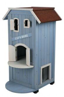 Cat's Home Casa para gatos _0
