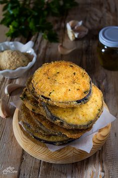 Cotolette di melanzane Salmon Burgers, Finger Foods, Food And Drink, Homemade, Breakfast, Ethnic Recipes, Antipasto, Wolf, Contouring