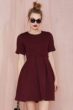 Lanette Knit Dress | Shop What's New at Nasty Gal