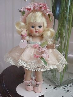 Image result for Ginny Doll in Glass Dome
