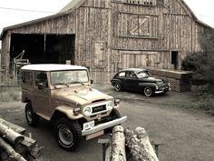 Toyota LandCruiser FJ40 BJ42 BJ40 Toyota #LandCruiser #FJ40 #BJ42 #BJ40 #Vintage #Vintage4x4 #Restored