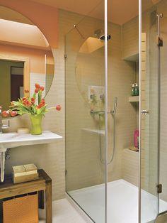 Claves para conseguir un baño amplio