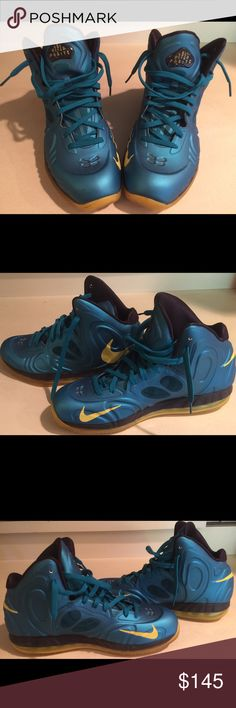best website 6d979 2a754 Authentic Men s Nike Air Hyperposite s 2 Like new Men s Nike Air  Hyperposite s 2 , No scuffs