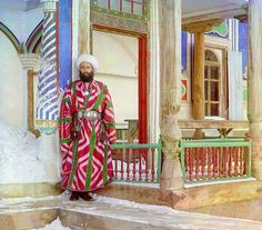 Imperial Russia In Color Man Robe