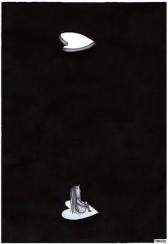 Heart by Gervasio Troche