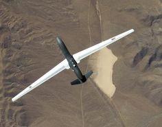 V-tailed UAV