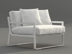 Gandia Blasco Flat armchair