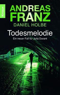 Wir sind gespannt, ein neuer Fall für Julia Durant. Kann Daniel Holbe das Buch so gut wie Andreas Franz vollenden ?