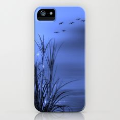 Blue Magic iPhone Case
