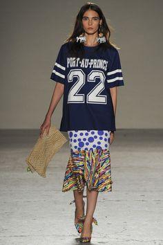 Stella Jean Spring 2015 RTW – Runway – Vogue