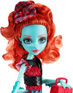 MONSTER HIGH® Monster Exchange™ Lorna McNessie™ Doll - Shop Monster High Doll Accessories, Playsets & Toys | Monster High