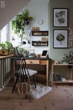 Home Office Design, Home Office Decor, Home Decor, Room Ideas Bedroom, Bedroom Decor, Bedroom Workspace, Aesthetic Room Decor, My New Room, Interior Design