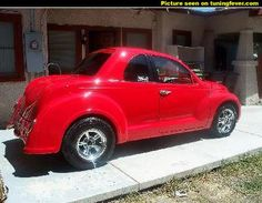 Custom 5 Window Coupe PT Cruiser
