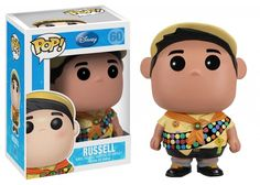 Funko - Figurine Disney - Russel Pop 10cm - 0830395032054: Amazon.it: Giochi e giocattoli