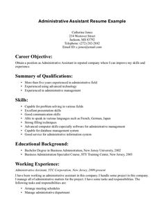 clerical assistant resume sample http getresumetemplate info