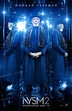 New Movie Posters for Now You See Me 2