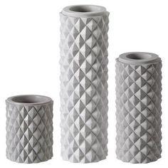 Ren-Wil Scandinavian Casual Palm Table Vase - Set of 3 - VAS114