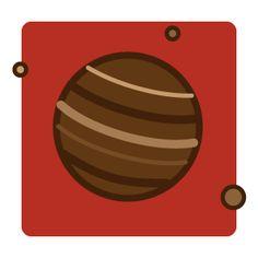 チョコレートな宇宙人 チョコな惑星 http://chocolatealien.tricksters.jp