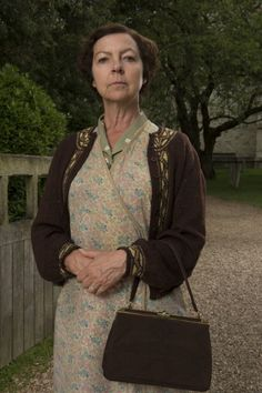 Grantchester (2014) Mrs. Maguire - what the dickens!!